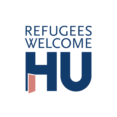 Logo HU Refugees Welcome