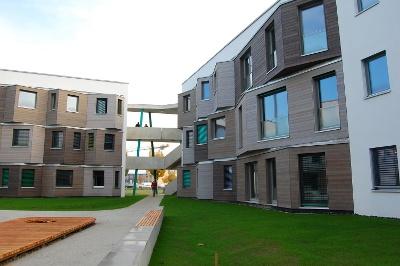 Studentendorf Adlershof